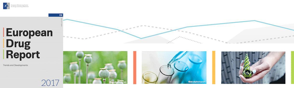 Ευρωπαϊκή έκθεση για τα ναρκωτικά 2018: Τάσεις και εξελίξεις.